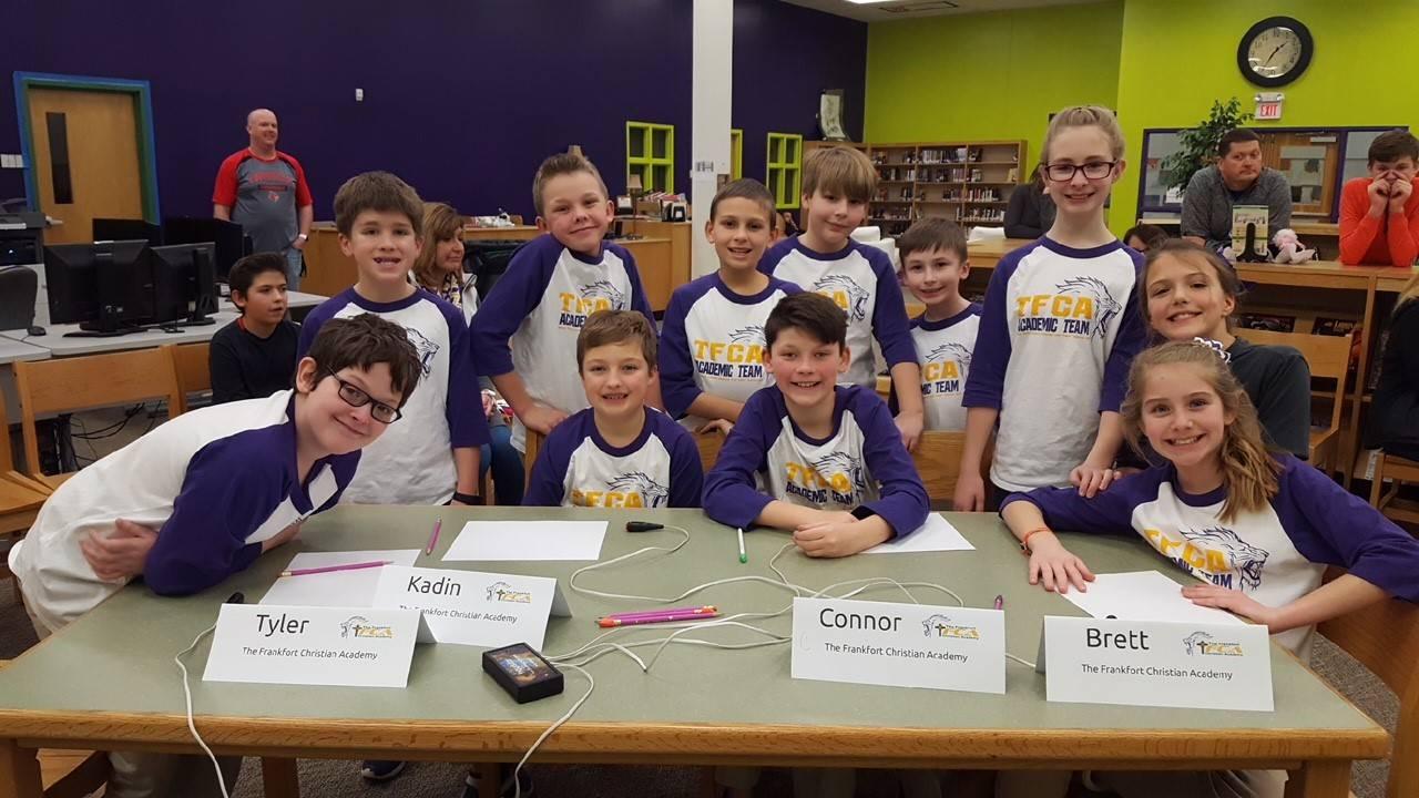 Elementary Student Team