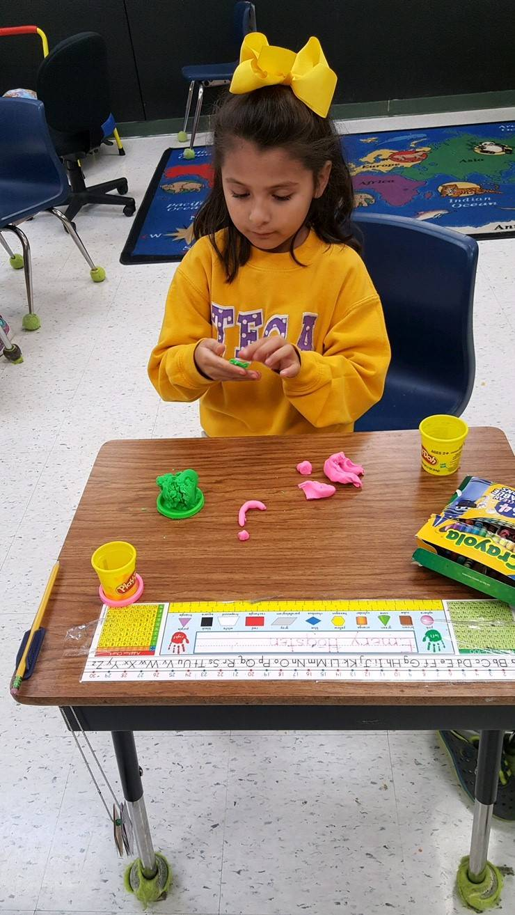 A first grader